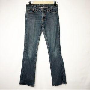 LUCKY BRAND Women's  Elite Sundown Jeans in Size 4